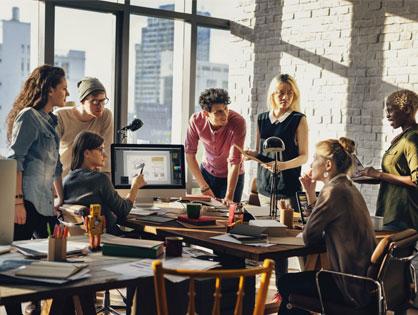 L'équipe et le réseau